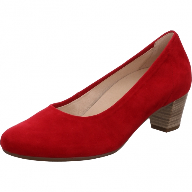 Gabor Shoes 46.180.48 Gabor Pumps rot