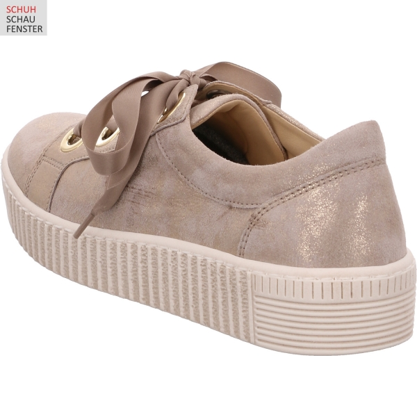 Gabor Shoes 23.330.62 Gabor Sneaker gold
